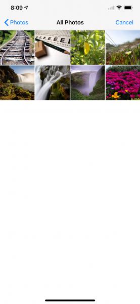 Simulator Screen Shot - iPhone 11 Pro Max - 2020-06-23 at 20.09.02